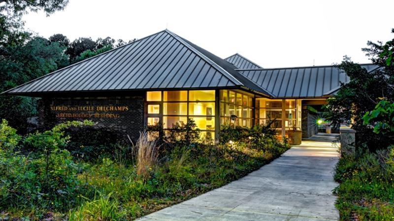 University Of Southern Alabama >> Archaeology Museum University Of South Alabama