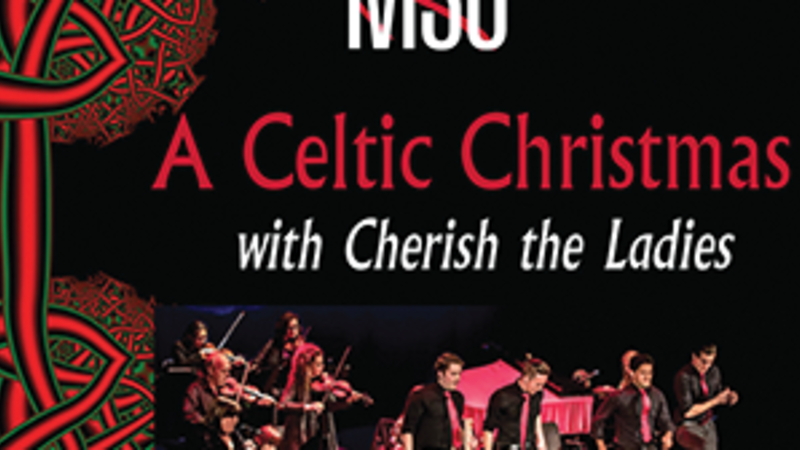 Celtic Christmas.A Celtic Christmas With Cherish The Ladies