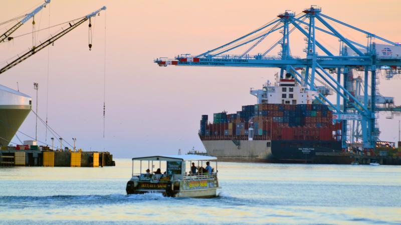 WildNative Tours Mobile - Harbor Tour photo