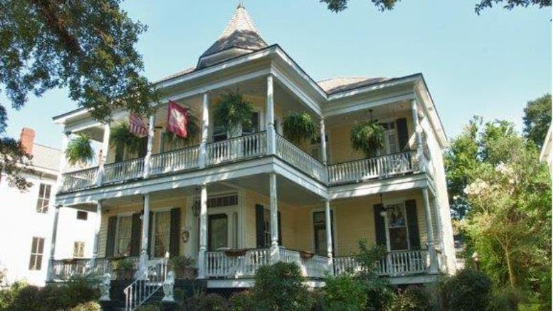 Mobile Historic Homes Tour