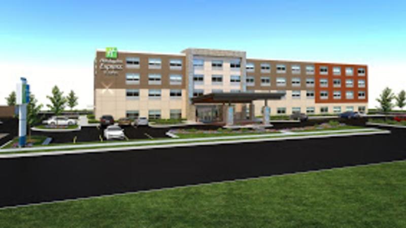 Holiday Inn Express University Area