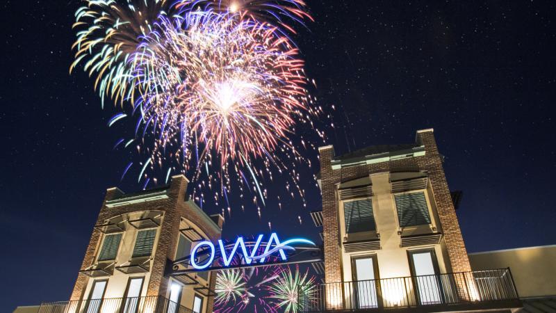 OWA Fireworks