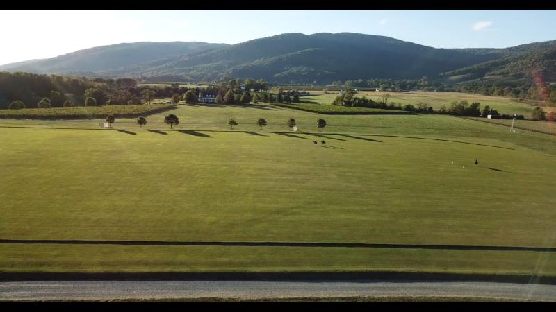 Polo Field Mountains