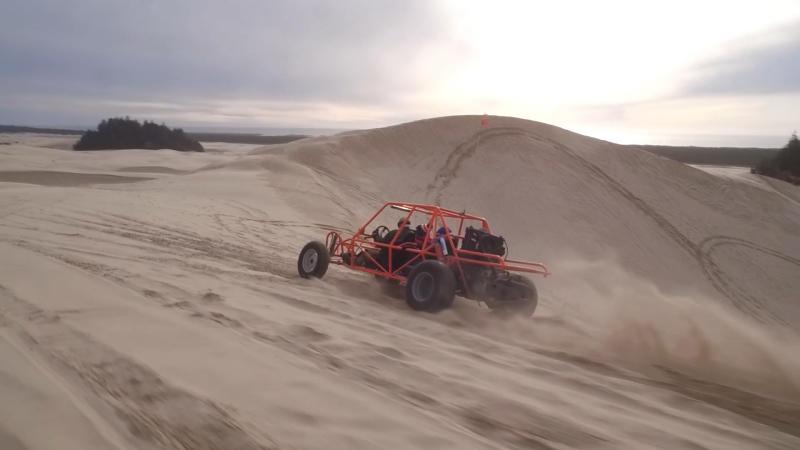 Sand Rail Dune Buggy by Eugene, Cascades & Coast