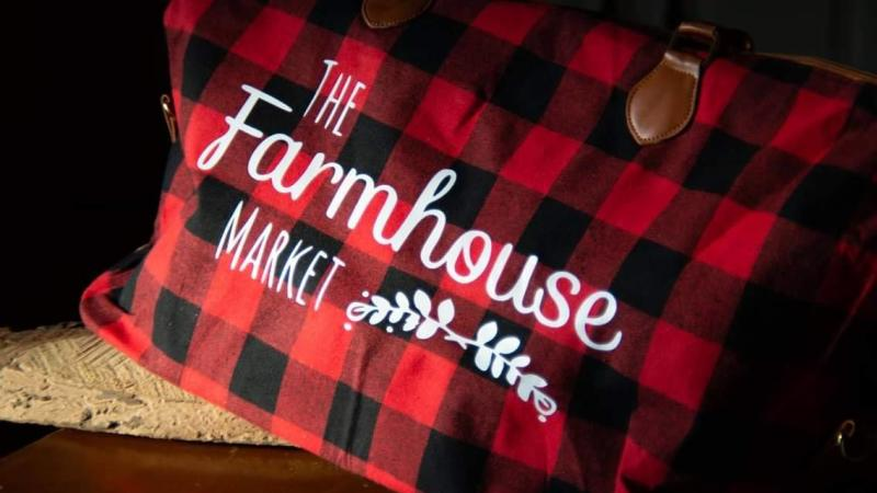 The Farmhouse Market artist market will host a Holiday Open House on Nov. 7, 2019.