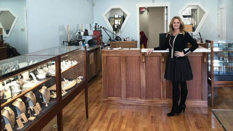 DeLyn Jewelry in downtown Martinsville will host a Christmas Open House event on Dec. 7, 2019.