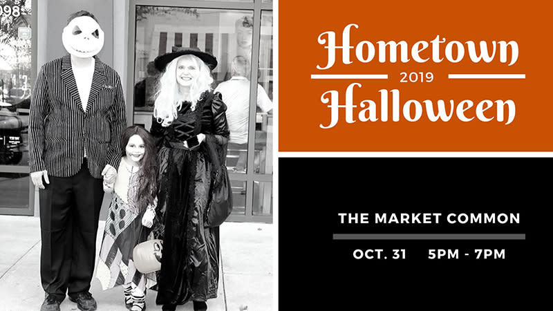 Market Common Hometown Halloween