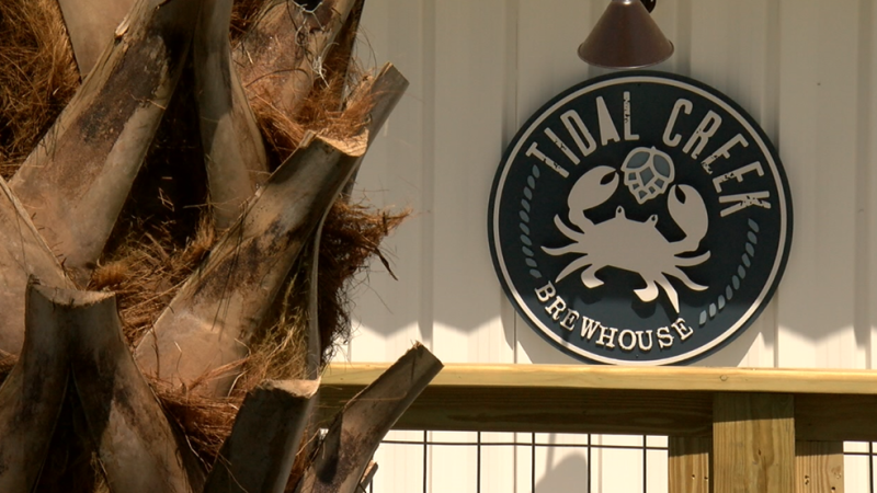 Tidal Creek Brewhouse at The Market Common, Myrtle Beach, SC