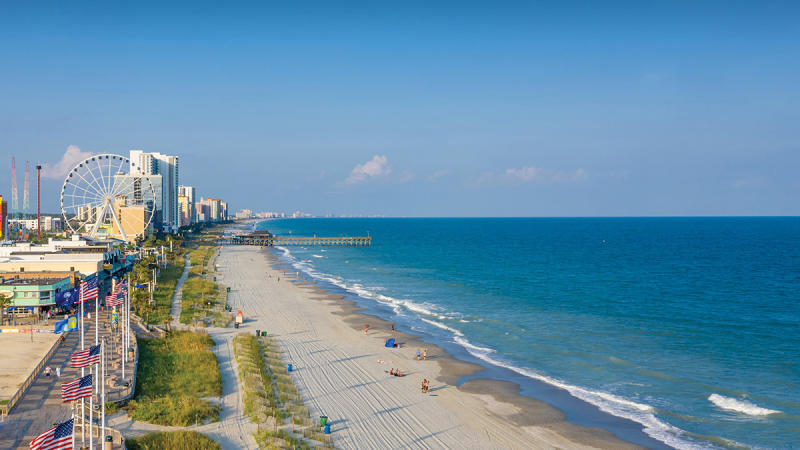 Top Reasons To Visit Myrtle Beach Sc