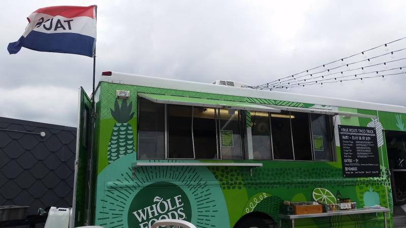 Whole Foods Taco Truck