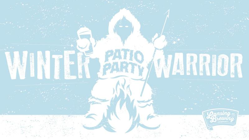 Winter Warrior Patio Party