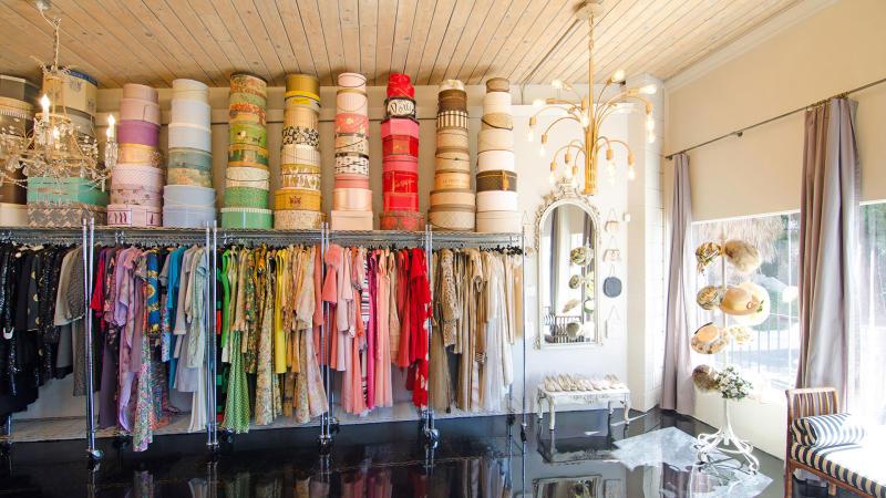 palm springs vintage shopping - Fine Art of Design
