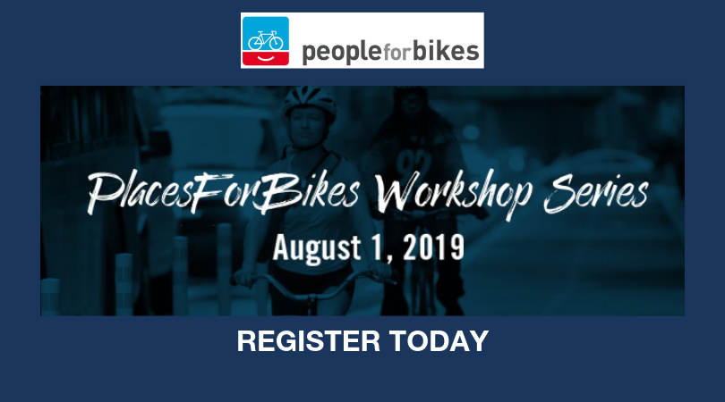 People For Bike Register Today