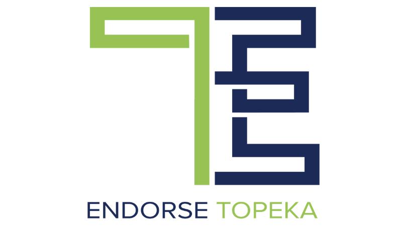 Endorse Topeka Logo
