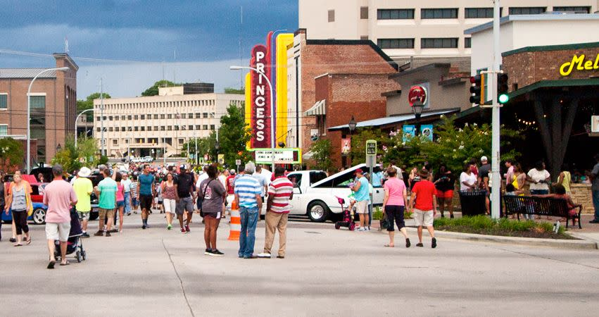 3rd Friday Downtown Decatur
