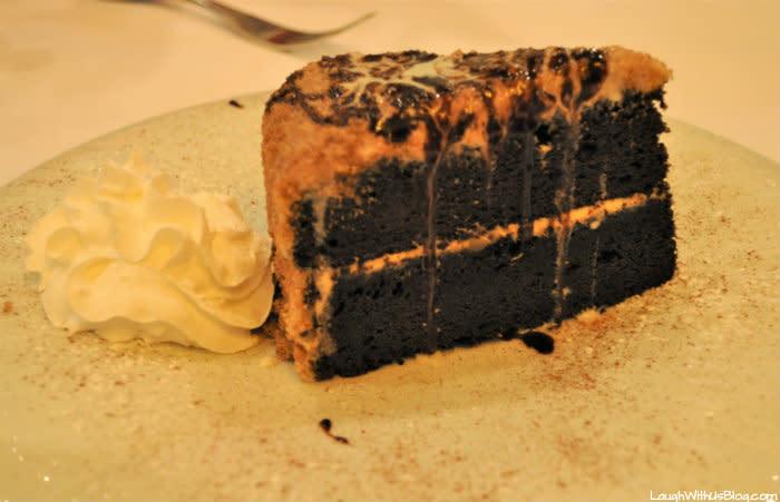 Asparagus Merrillville chocolate cake