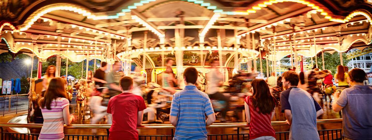 Hersheypark-carrousel