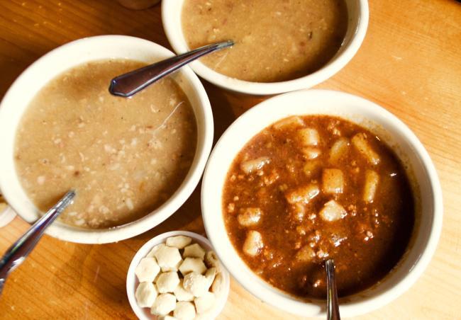 Ray's Soup