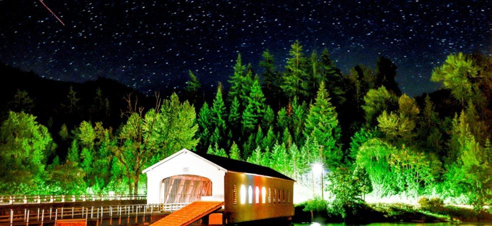 Sky Events & Stargazing | Eugene, Cascades & Oregon Coast