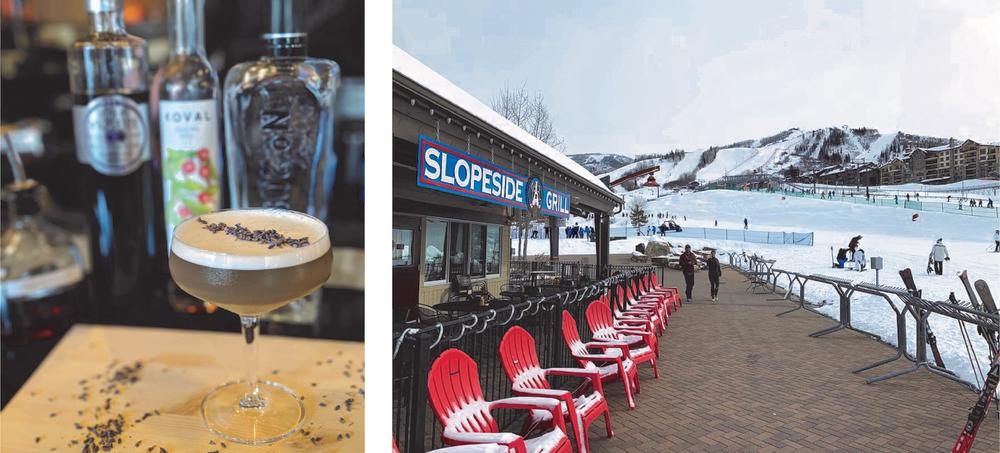 Winter Happy Hour Specials at Truffle Pig and Slopesidegrill in Steamboat Springs