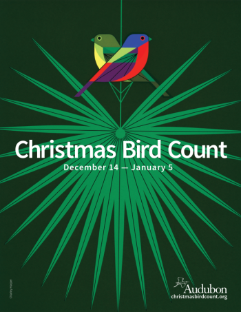 CHNEP Christmas Bird Count Flyer