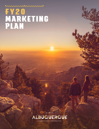 FY20 Marketing Plan Cover
