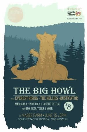 Big Howl poster