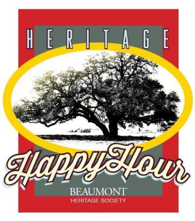heritage happy hour