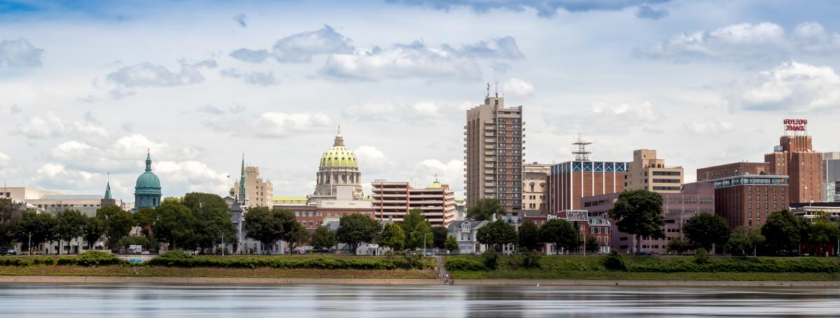 HARRISBURG: Pennsylvania's Great, Too Long Ignored Capital City