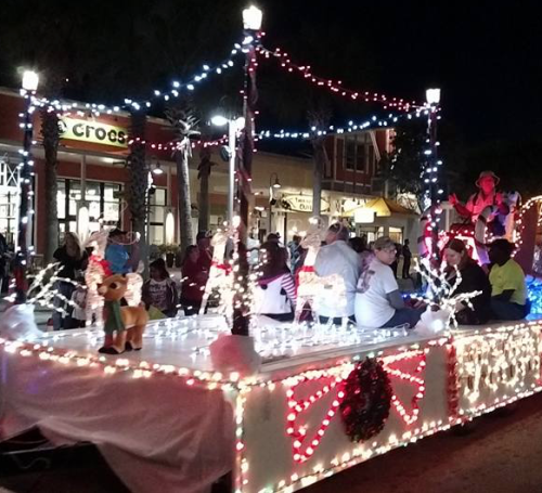 Optimist Club Christmas Parade