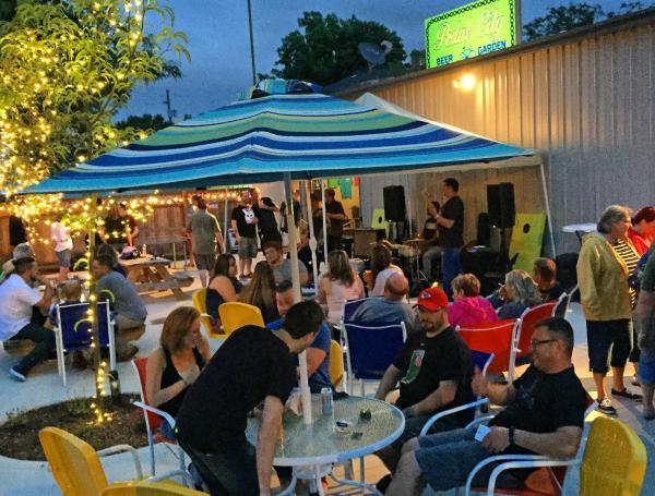 Pedal City Garden - Fort Wayne, Indiana
