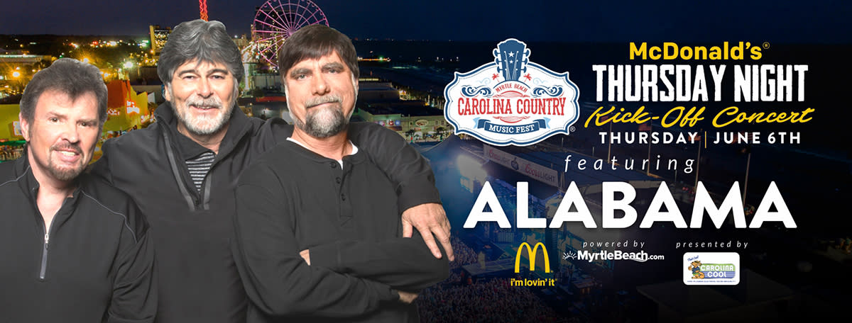 CCMF 2019 McDonald's Thursday Night Kickoff with Alabama