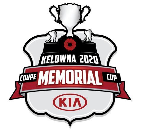 2020 Memorial Cup Logo