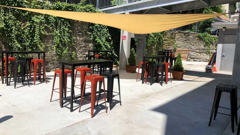 linesider patio