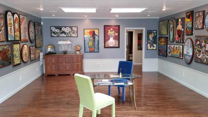 mosaic arts gallery