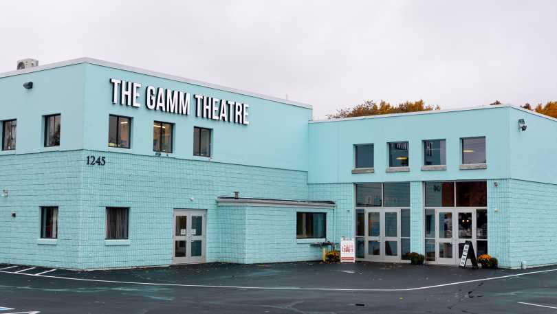 Exterior of Theatre, Jefferson Blvd