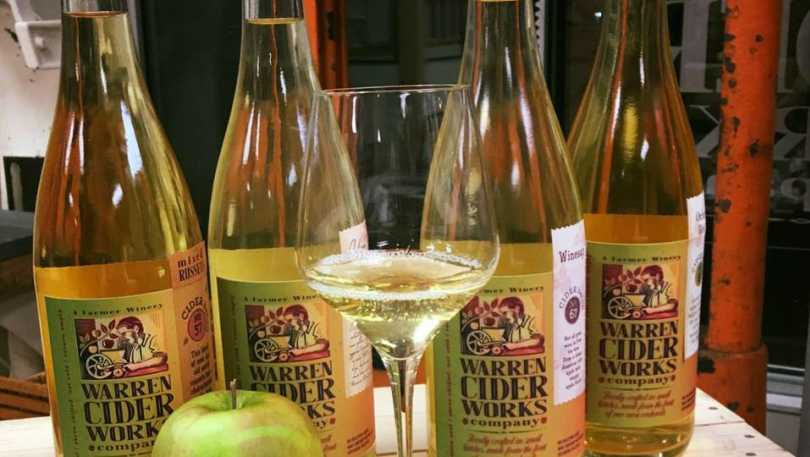 Warren cider works