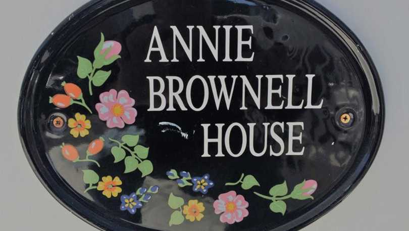 Annie Brownell House