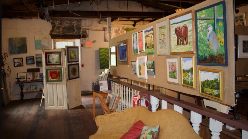 chepachet art gallery