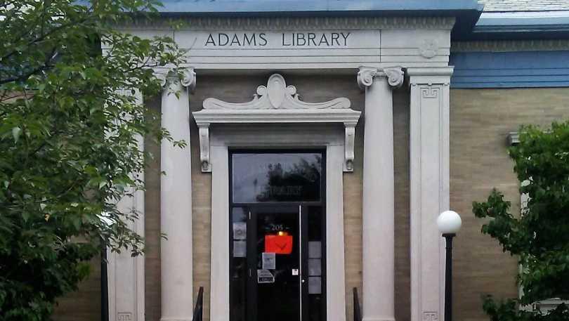 Central Falls-Adams Memorial Library