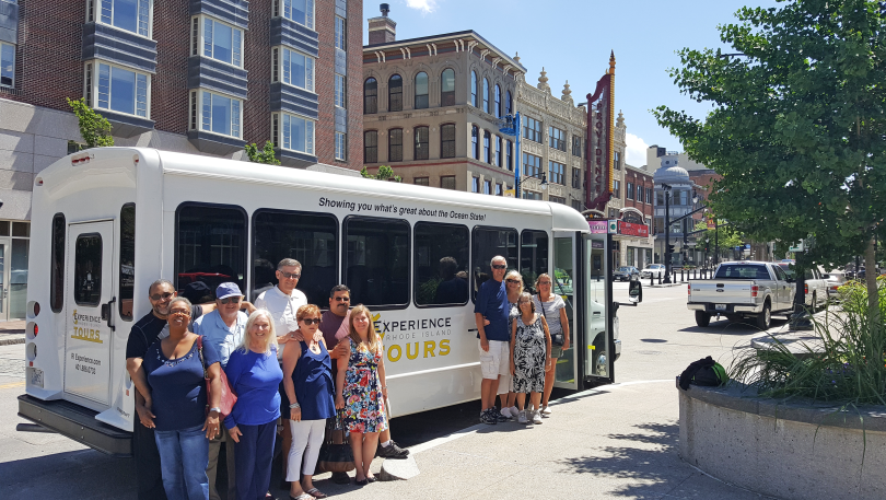 Discover Providence BUS