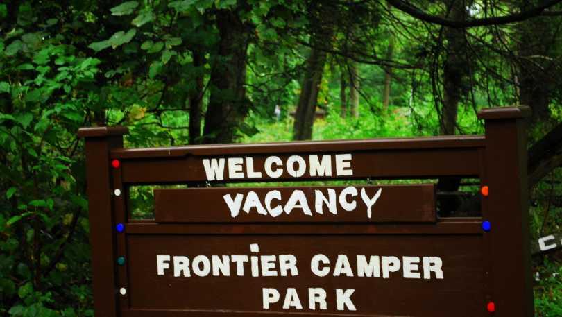 Frontier Camper Park
