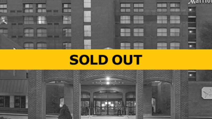 Providence Marriott Downtown SOLD OUT