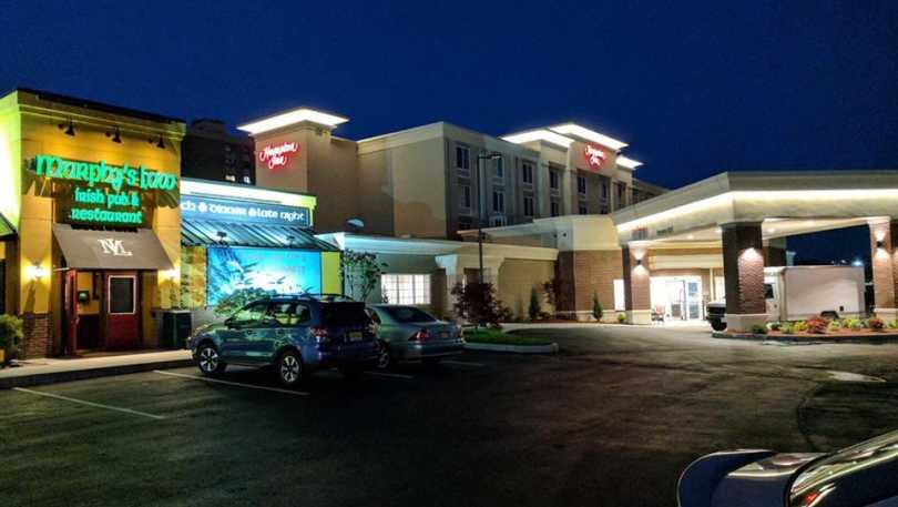 Hampton Inn Pawtucket Now Open