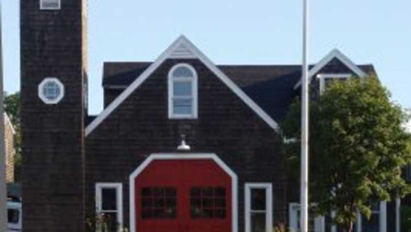 Jamestown Fire Memorial Museum