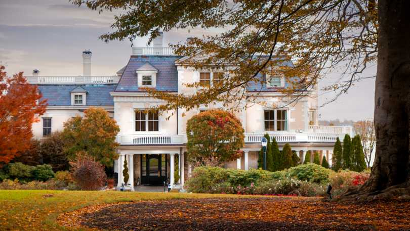 Fall at The Chanler