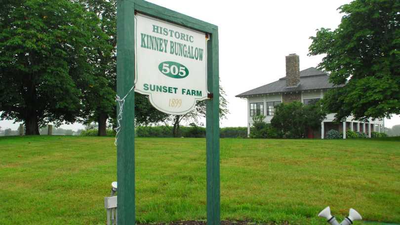 Kinney Bungalow at Sunset Farm