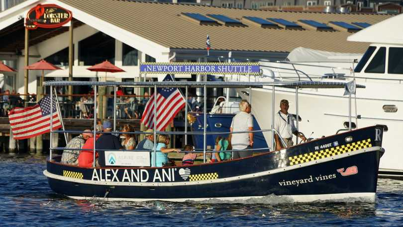 Newport Harbor Shuttle