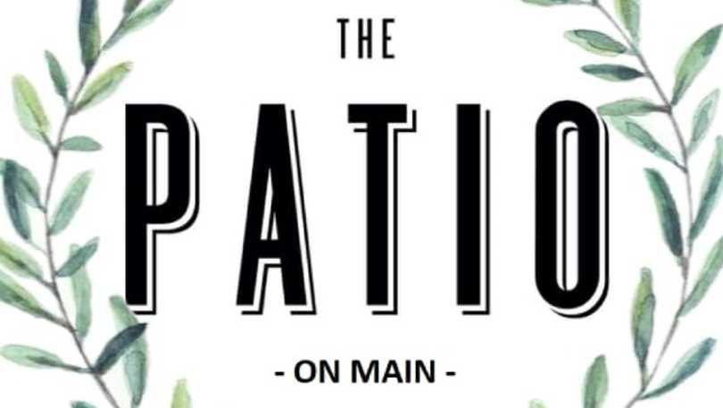 Patio on Main