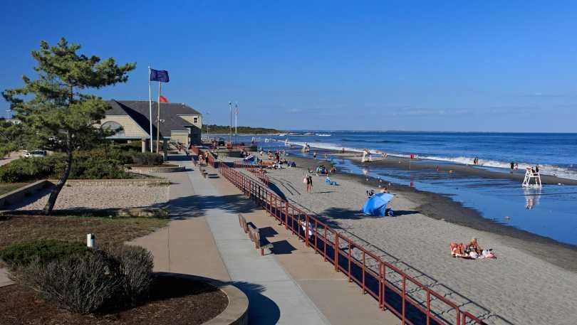 Scarborough Beachgoers